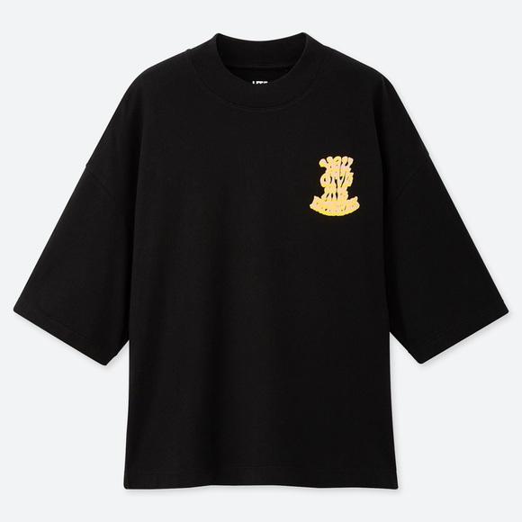 Uniqlo Tops - Uniqlo verdy half sleeve graphic t shirt